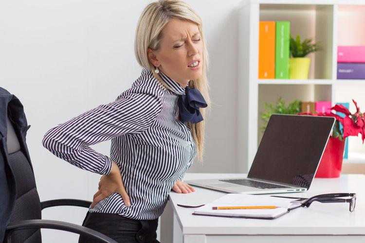 Sedia Ufficio Per Mal Di Schiena : Sedie da ufficio per il mal di schiena leyform