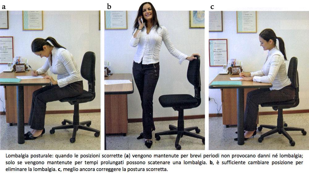 Sedia Ufficio Per Mal Di Schiena : Sedie da ufficio il meglio per una postura corretta