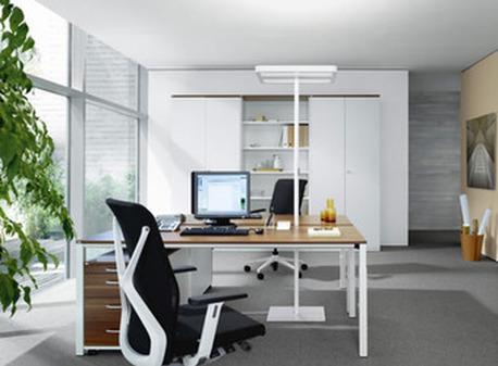 Illuminazione Ufficio Open Space : Illuminare sistarastrea